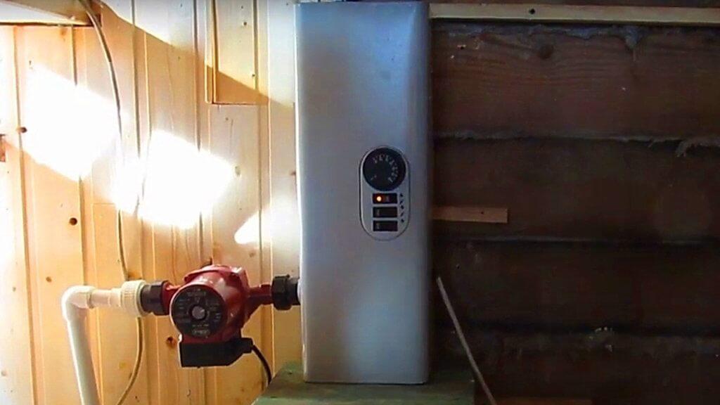 Дешевое отопление частного дома